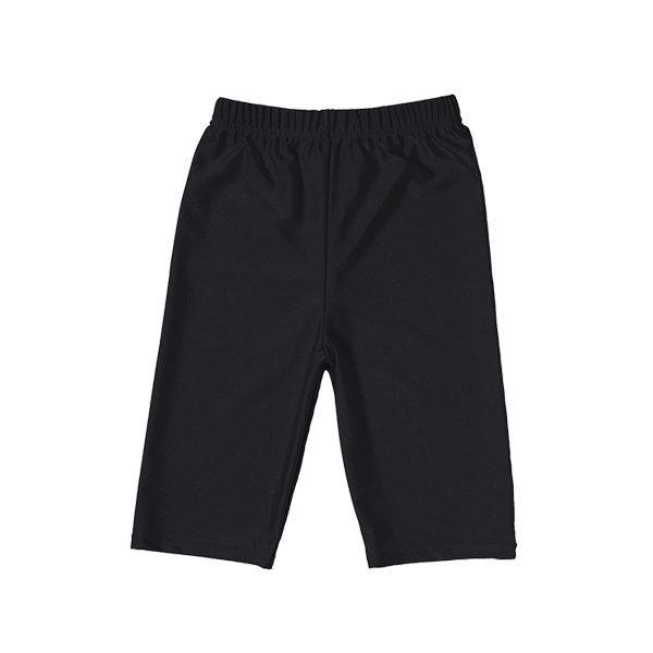 Black Girls PE Shorts