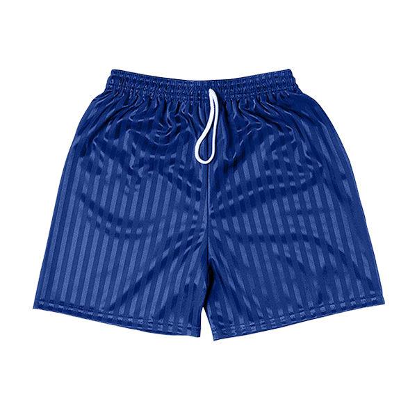 Blue PE Shorts