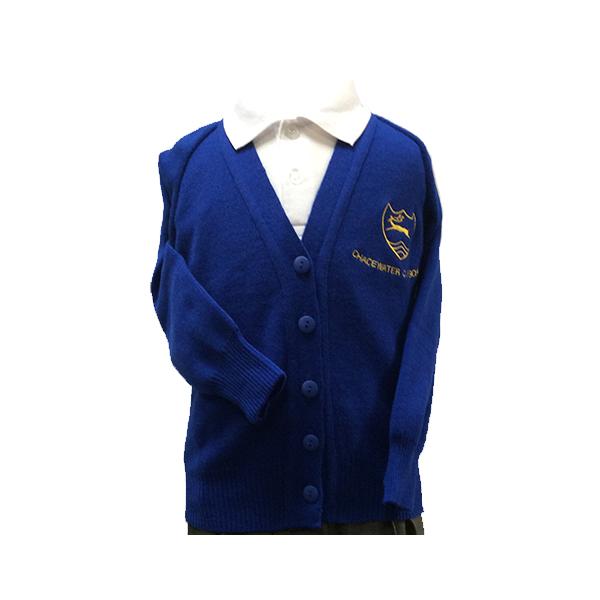 Chacewater School Cardigan