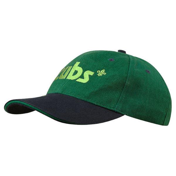 Cubs Cap - Trophy Textiles Limited e7288d5519a