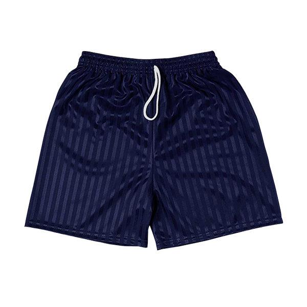 Navy Blue PE Shorts