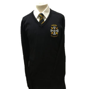 Pool Academy V Neck Jumper