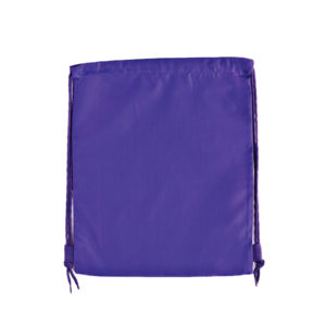 Purple PE Bag