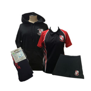 Redruth PE Kit Pack Girls