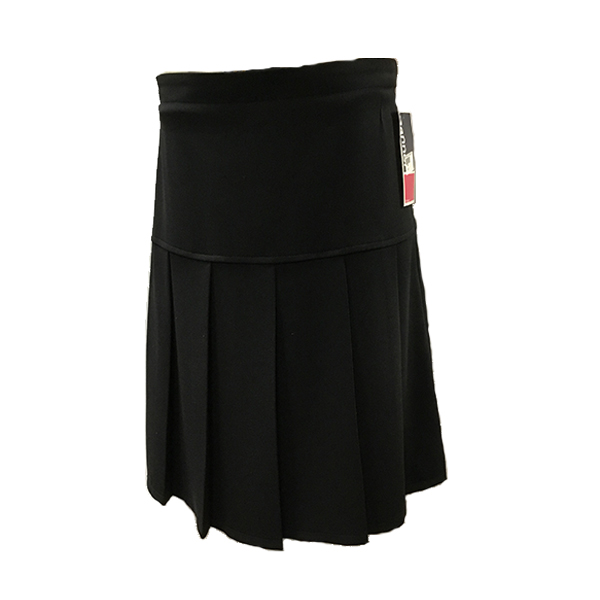 Black School Skirt