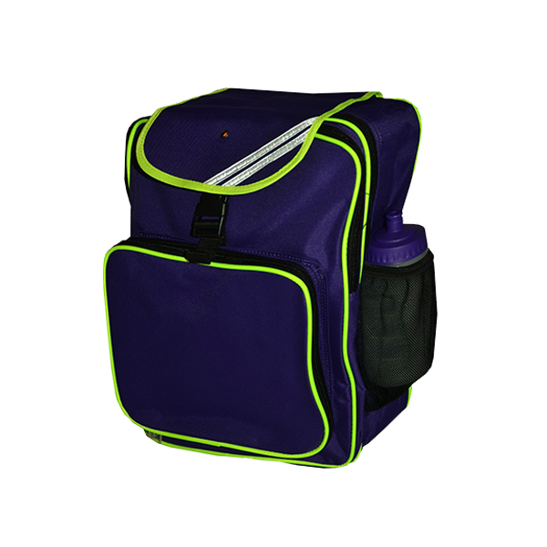 Purple Large Backpack