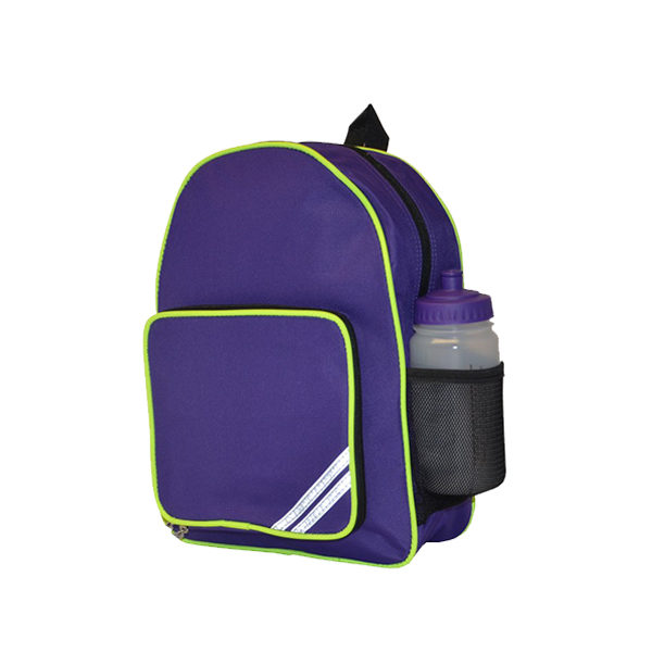 Purple Small Backpack