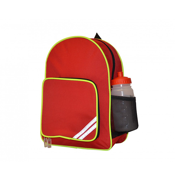 Red Small Rucksack