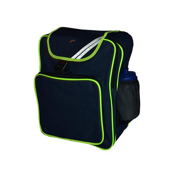 Navy Large Backpack