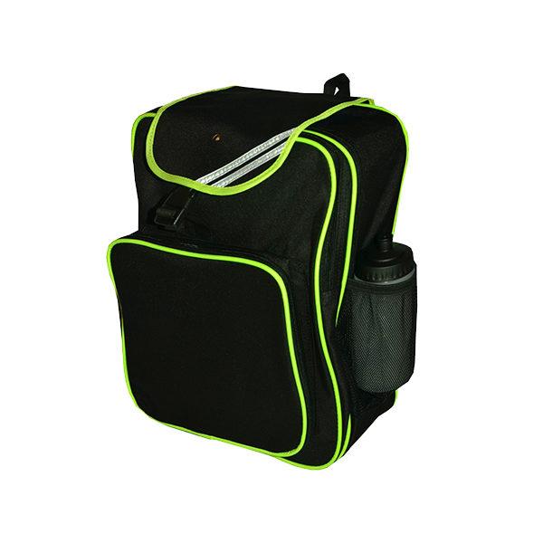 Black Large Backpack