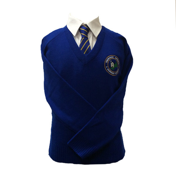 Trewirgie Infants V-Neck Jumper