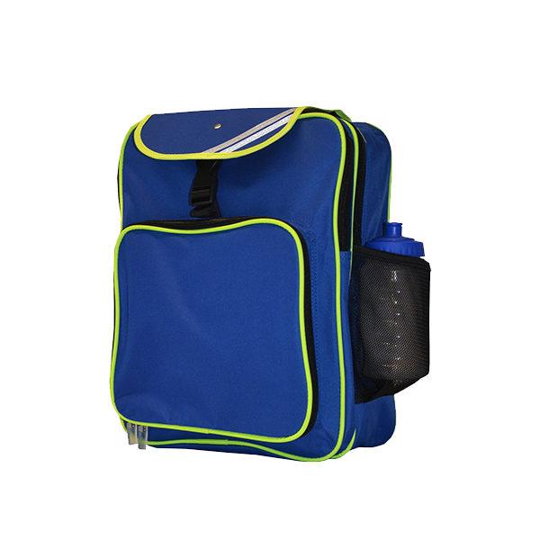 Royal Blue Large Backpack