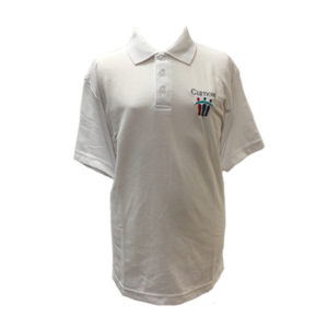 Curnow Polo Shirt White
