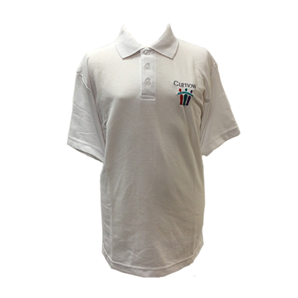 Curnow Polo Shirt White