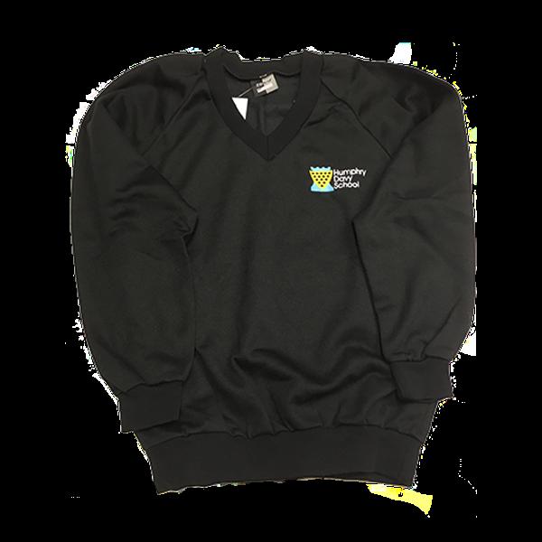 Humphry Davy V Neck Sweatshirt