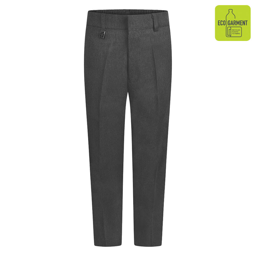 Standard Fit Trouser BT3052-GREY-FRONT