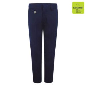 Navy Standard Fit Trouser