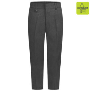 Grey Sturdy Fit Trouser