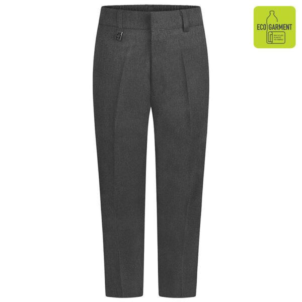 Grey Sturdy Fit Trouser
