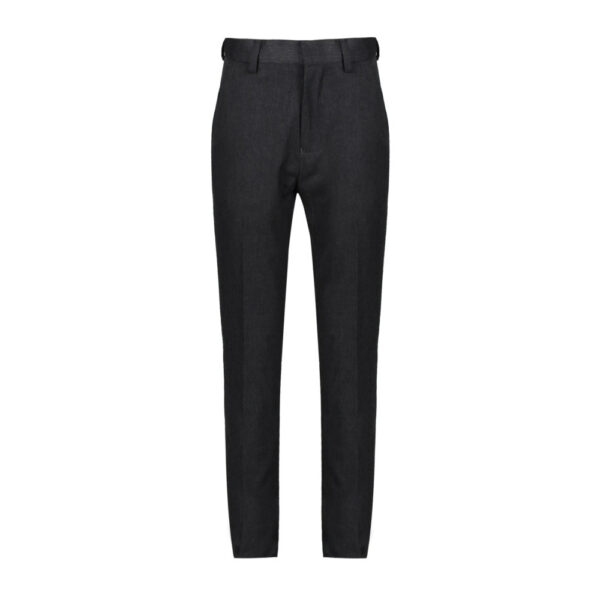 Grey Winterbottom Boys Slim Fit Trouser