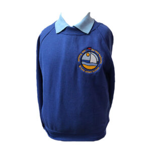 St Ives Infants Sweatshirt with Blue Polo